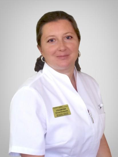 Врачи военно-медицинской академии Кирова в Санкт